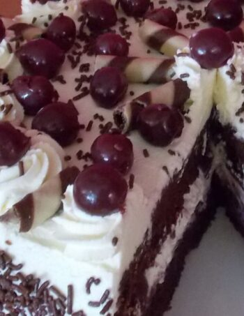 Black Forest Gateau- Party Food