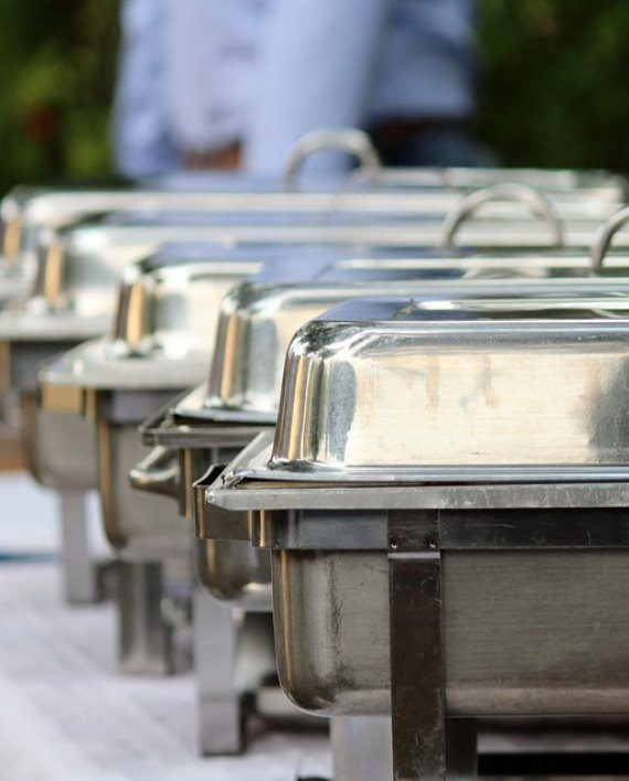 Chafing Dishes - Party Food