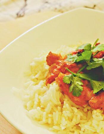 Chicken Tikka Masala - Party Food