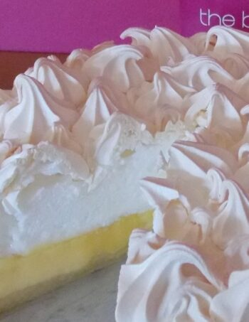 Lemon Meringue - Party Food