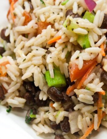 Rice Salad - Party Food