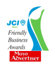 Winner of a JCI Friendly Restaurant Awards